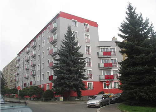 Pod Rapidem, Praha 10